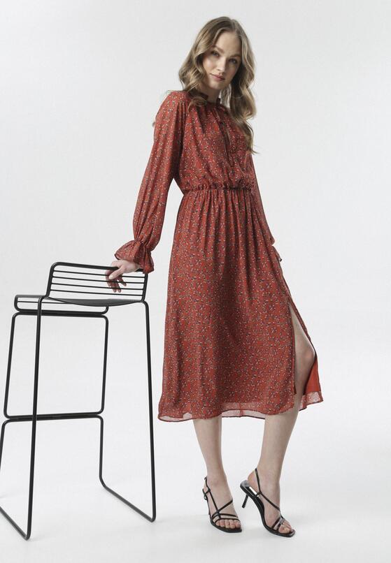 Czerwona Sukienka Sheifa