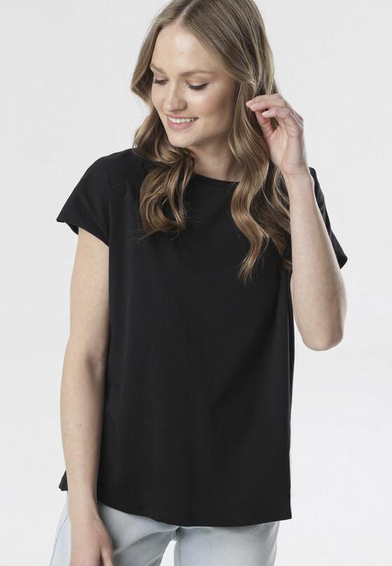 Czarny T-shirt Adreamala