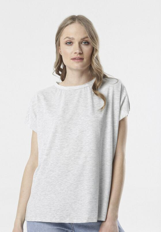 Szary T-shirt Adreamala