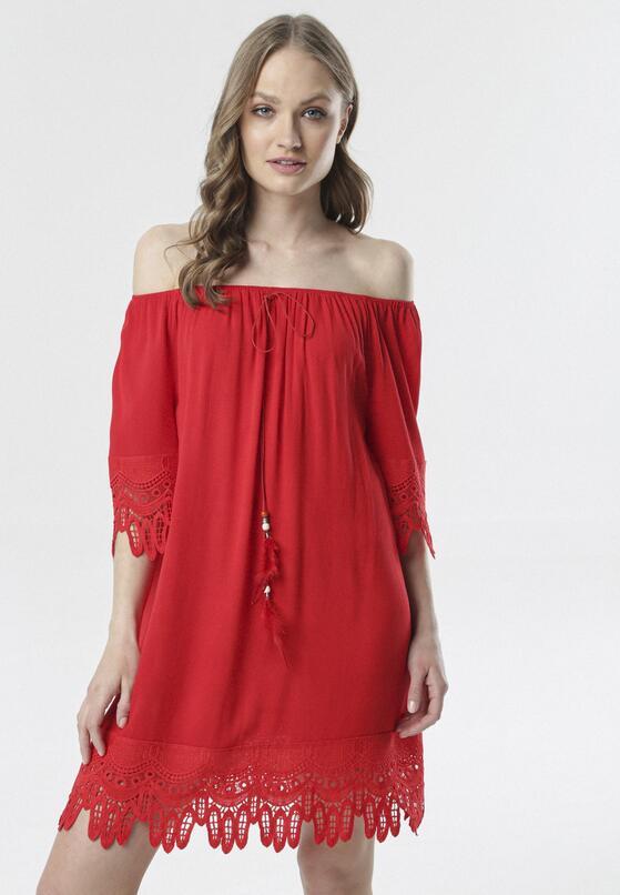 Czerwona Sukienka Rhaeneira