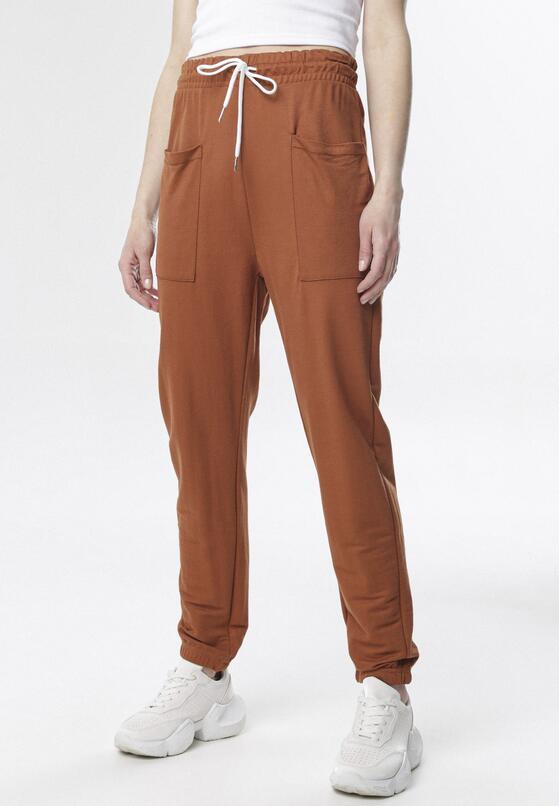 Camelowe Spodnie Raisea