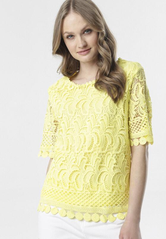 Żółta Bluzka Murieshi