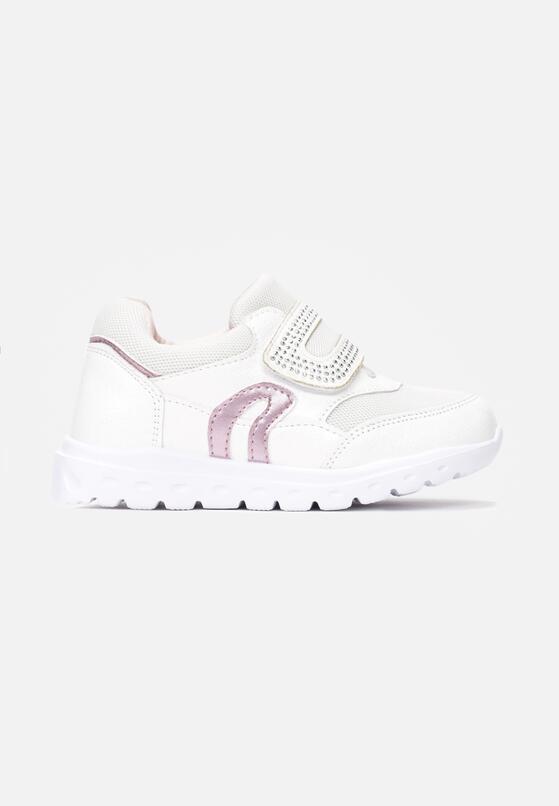Białe Buty Sportowe Arrieguna