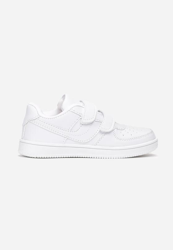 Białe Buty Sportowe Groster