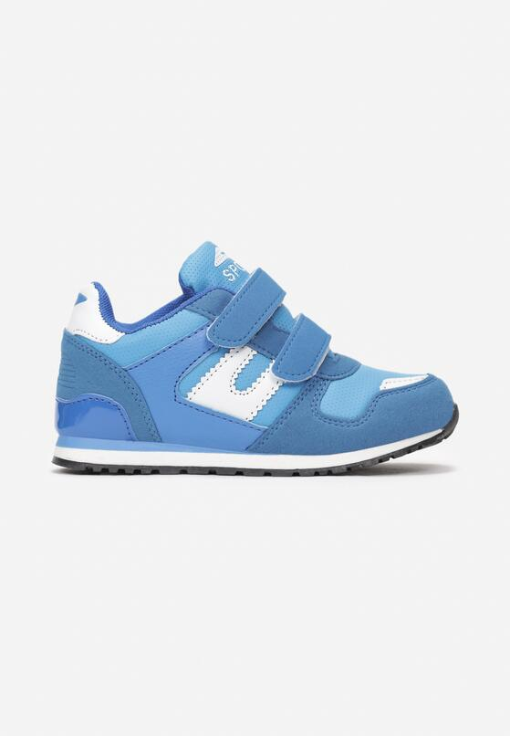 Niebieskie Buty Sportowe Dracee