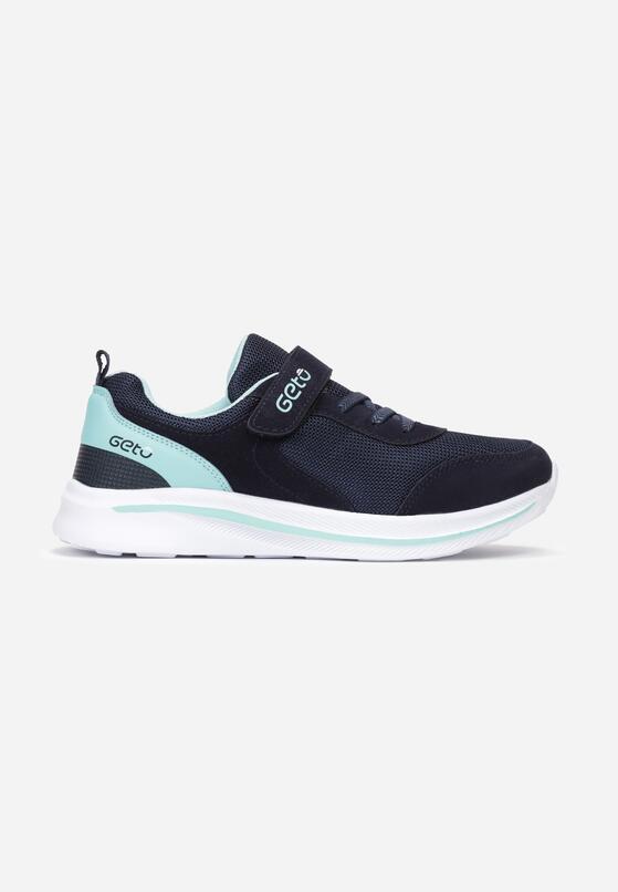 Niebieskie Buty Sportowe Nedo