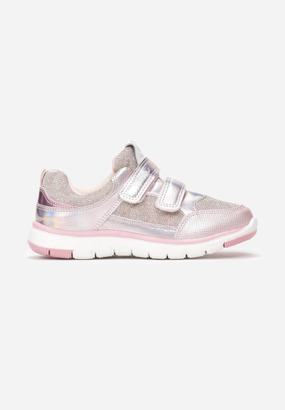 Różowe Buty Sportowe Alphatross