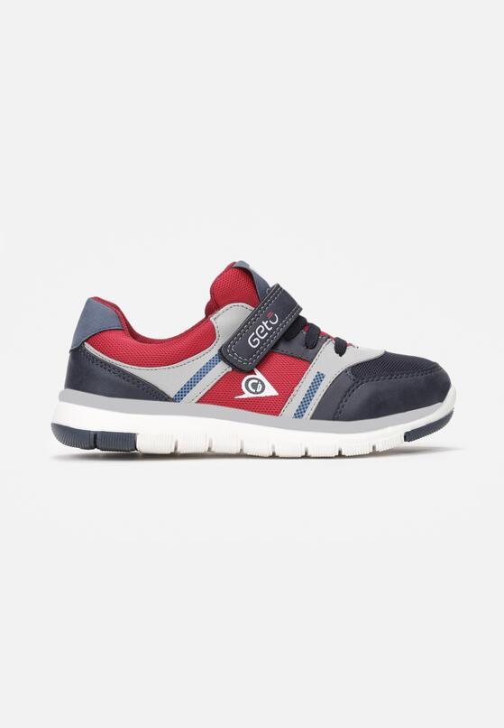 Czerwone Buty Sportowe Sarron