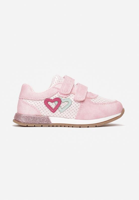 Różowe Buty Sportowe Sereita