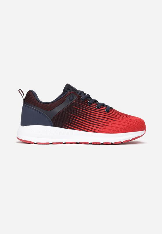 Czerwone Buty Sportowe Ariesura