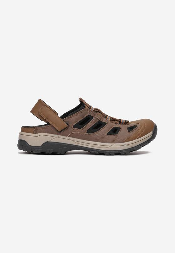 Brązowe Sandały Sylineira