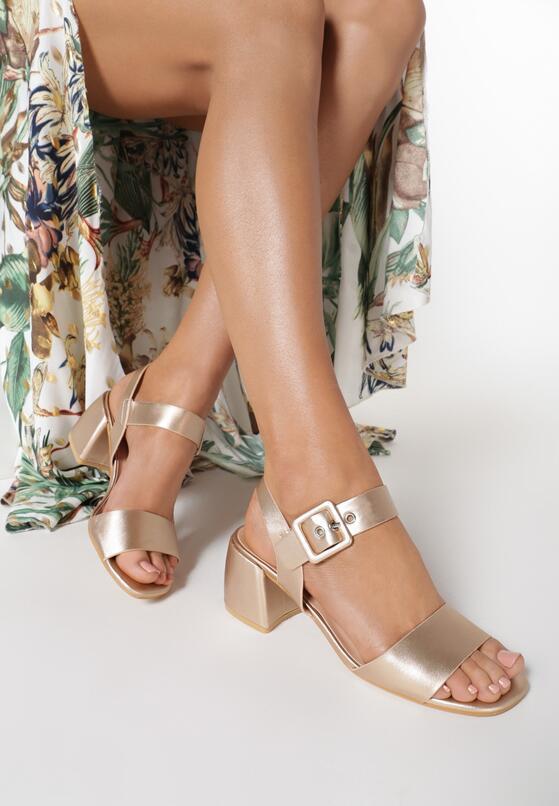 Szampańskie Sandały Nedamis