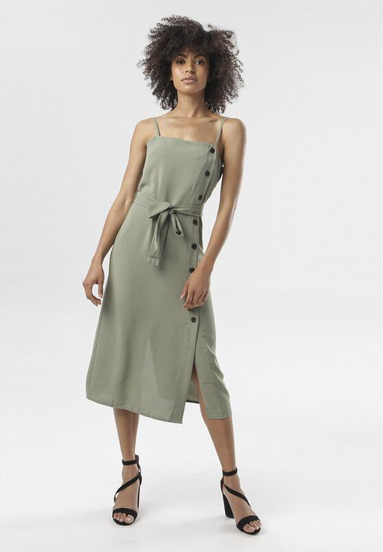 Zielona Sukienka Adriwen