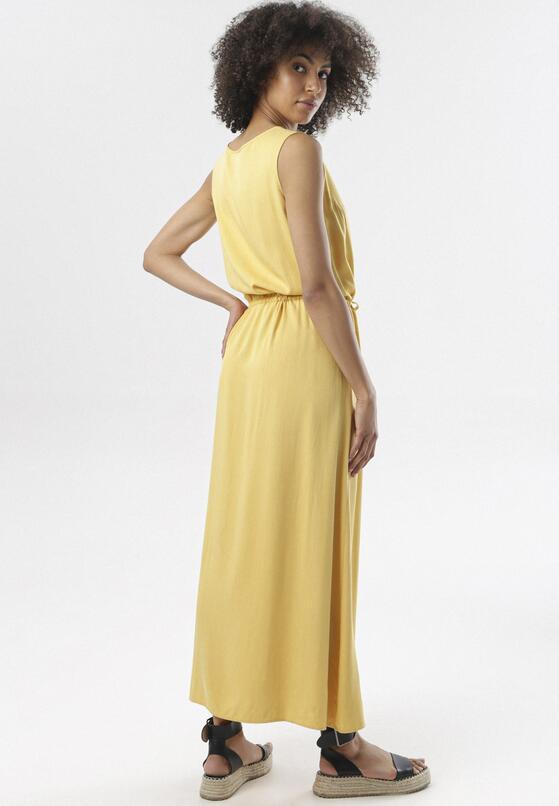 Żółta Sukienka Jennirah