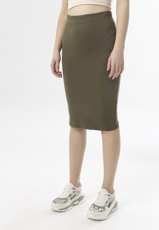 Khaki Spódnica Aurarith