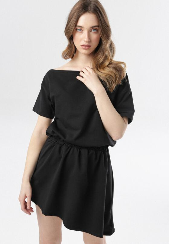 Czarna Sukienka Jennirea