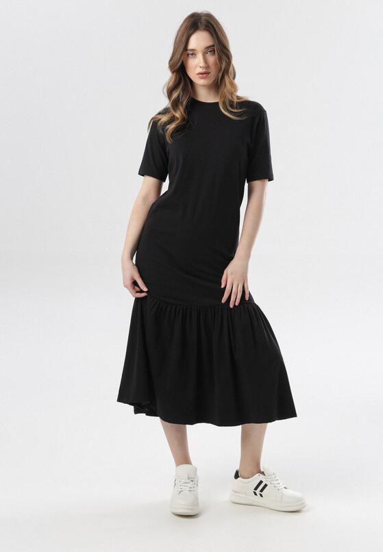 Czarna Sukienka Nonarelia