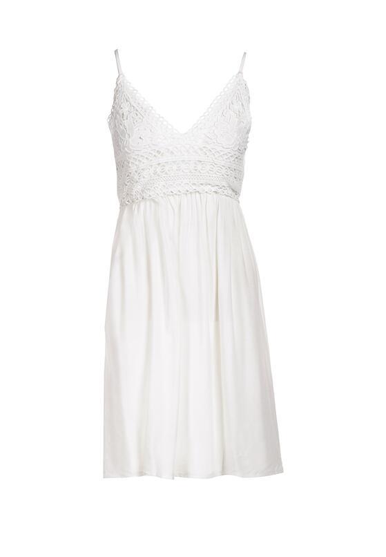 Biała Sukienka Nadarinia