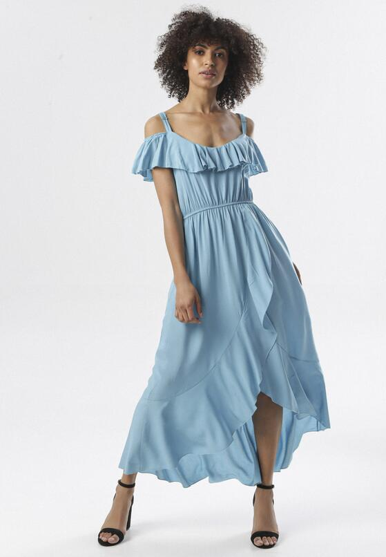 Jasnoniebieska Sukienka Yearly
