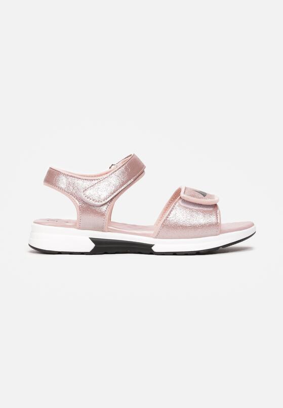 Różowe Sandały Morgalori