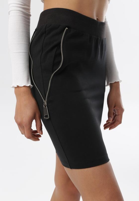 Czarna Spódnica Arrinora