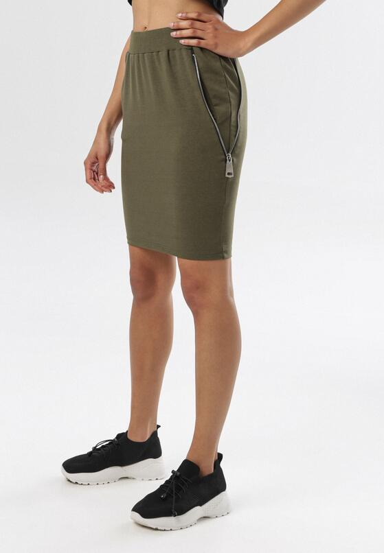 Khaki Spódnica Arrinora