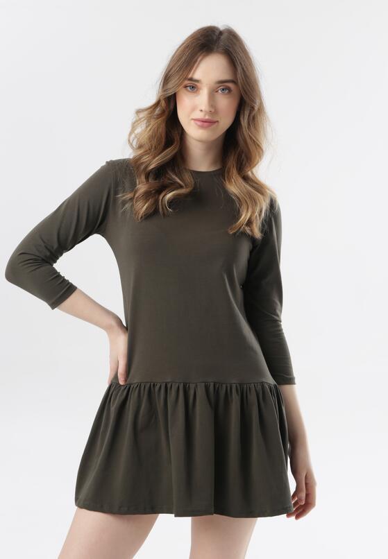 Khaki Sukienka Adrienella