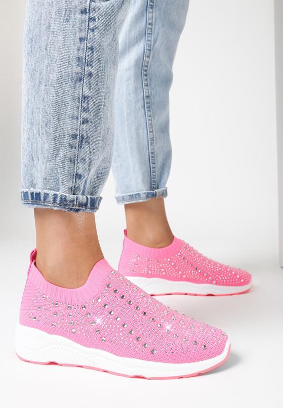 Fuksjowe Sneakersy Acanos
