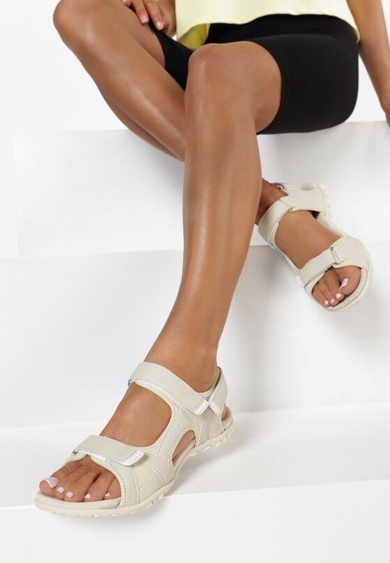 Beżowe Sandały Ananey