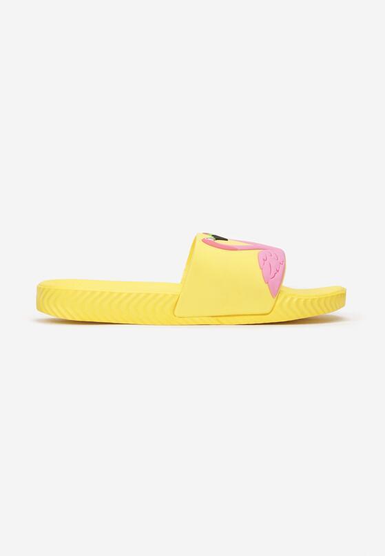 Żółte Klapki Adrarenna