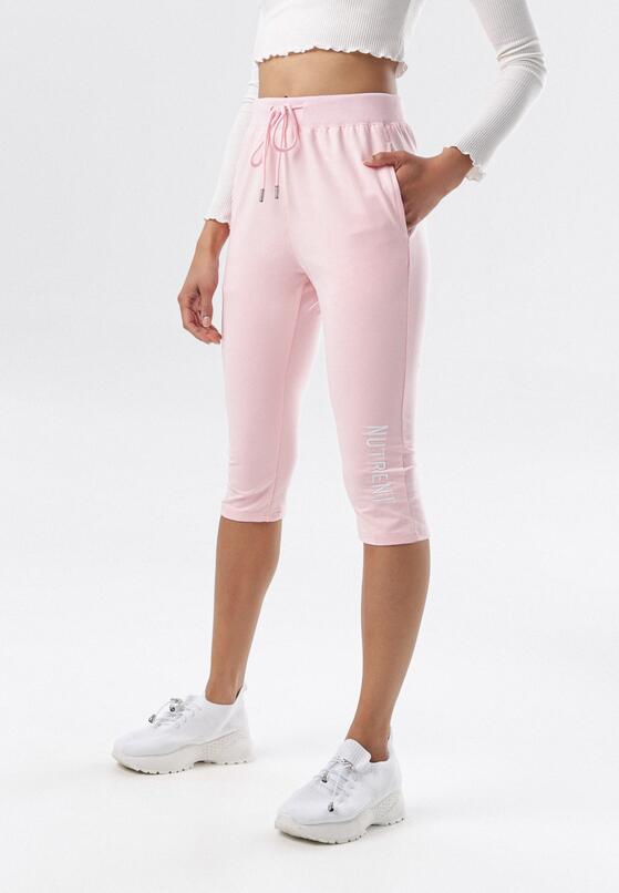 Różowe Spodnie Dorealora