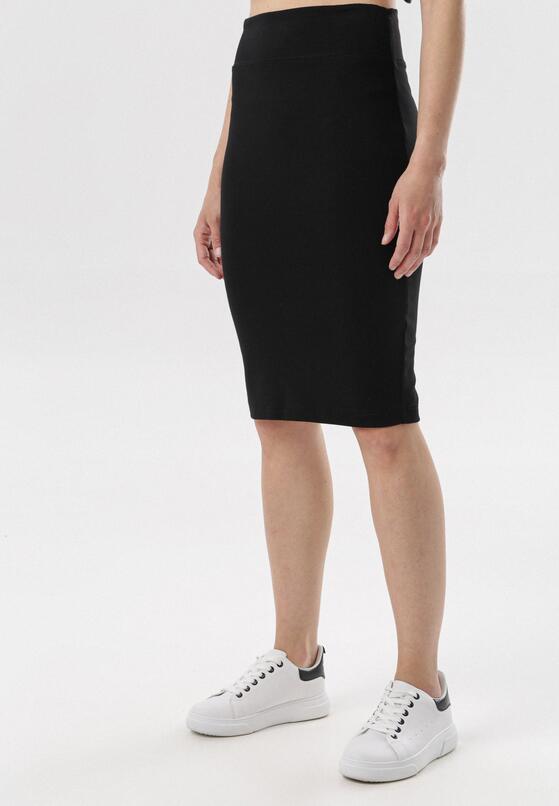 Czarna Spódnica Himedone
