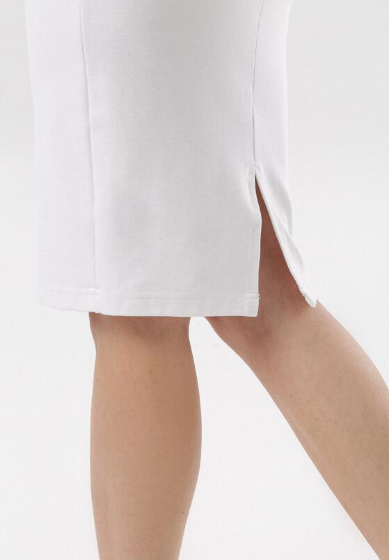 Biała Spódnica Himedone