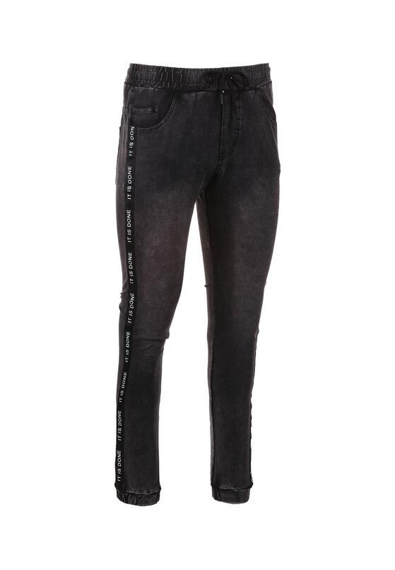 Ciemnoszare Spodnie Aerenella