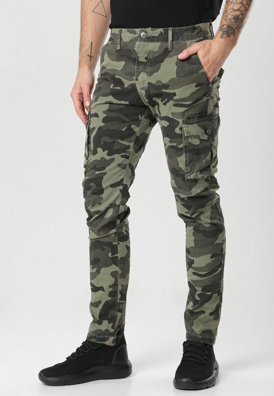 Zielone Spodnie Adraneh