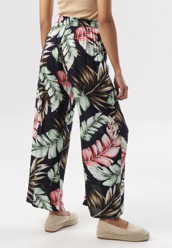 Granatowe Spodnie Amaliseis