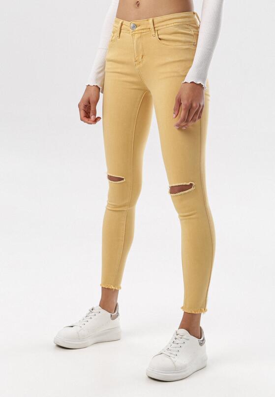 Żółte Spodnie Ribeiro