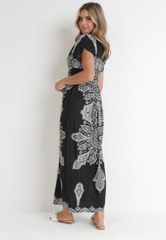 Czarna Sukienka Khryseis