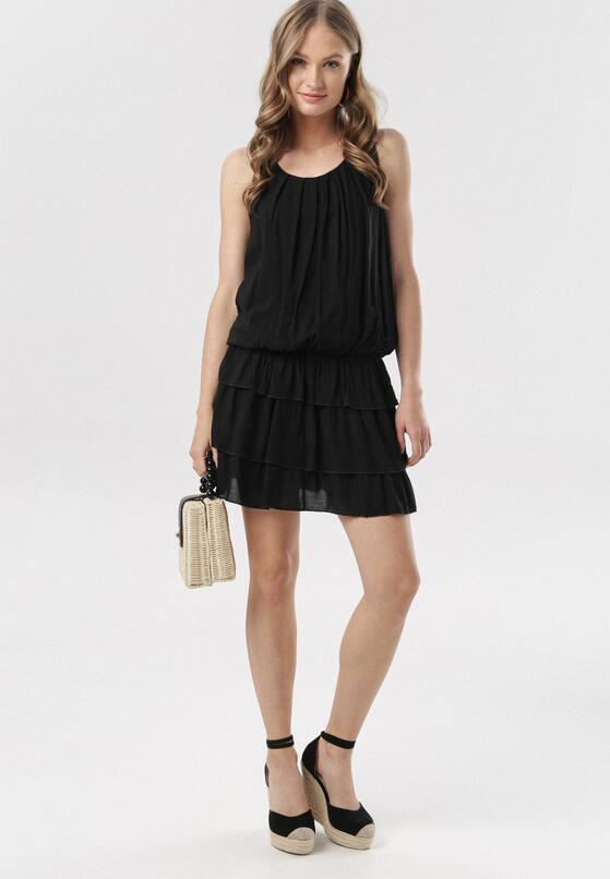 Czarna Sukienka Arecel