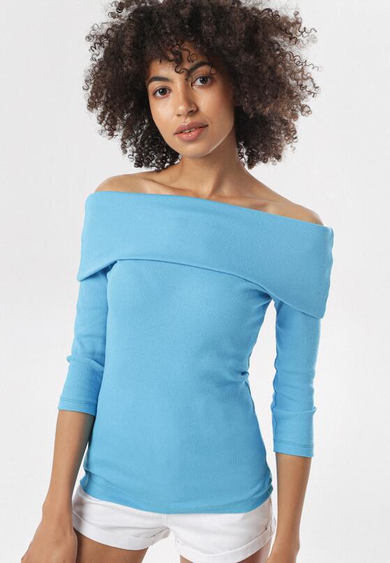 Niebieska Bluzka  Jenynella