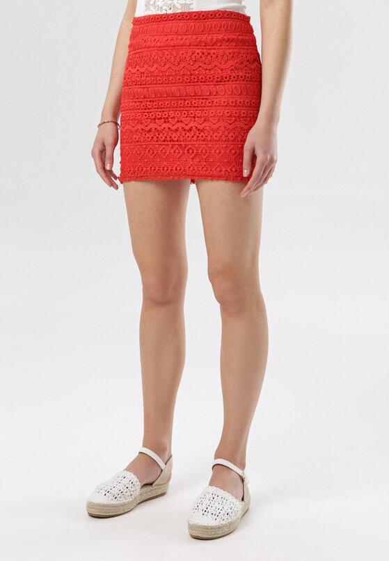 Czerwona Spódnica Jennine