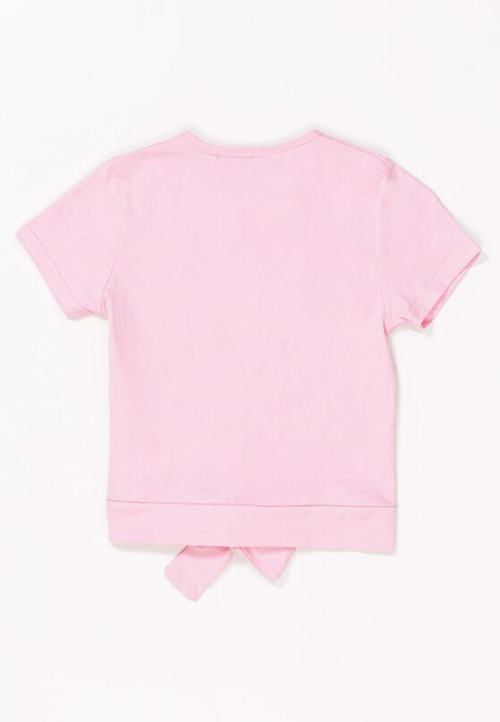 Jasnoróżowa Koszulka Nerine