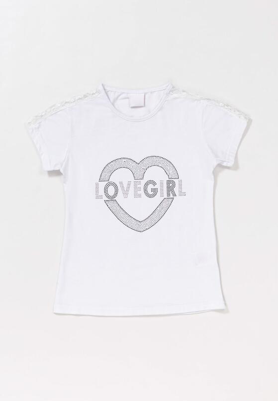 Biała Koszulka Aeriris