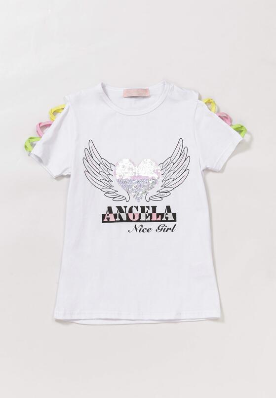 Biała Koszulka Jenyssa