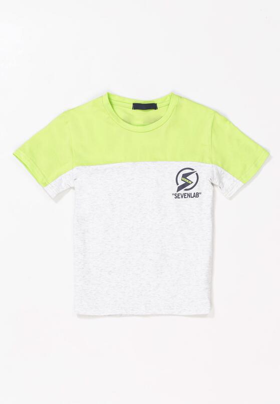 Jasnozielona Koszulka Adomenis