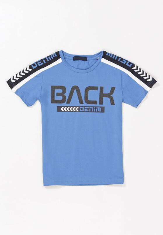 Niebieska Koszulka Mairose