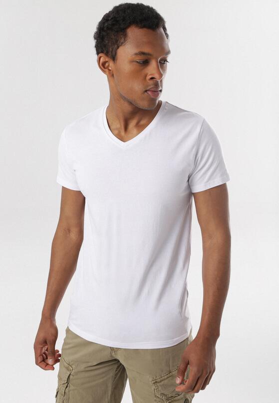 Biała Koszulka Jenniguna