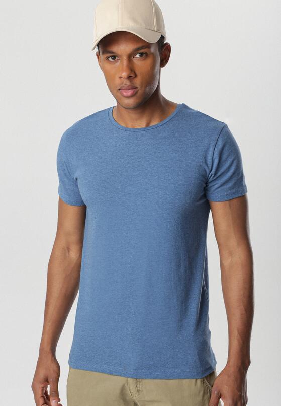 Niebieska Koszulka Ilatheis