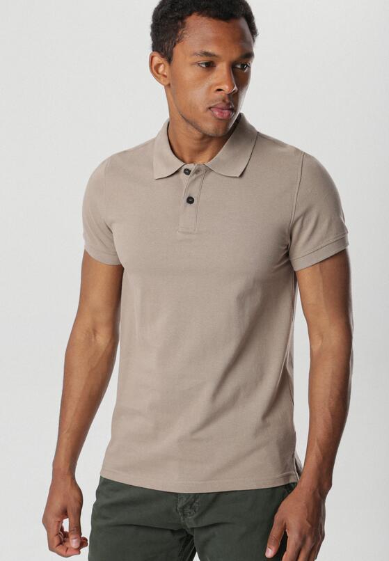 Beżowa Koszulka Self Sufficient