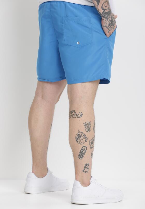 Niebieskie Szorty Evaneira